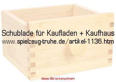 schublade f r kaufladen kaufhaus in kaufmannsladen kaufl den. Black Bedroom Furniture Sets. Home Design Ideas