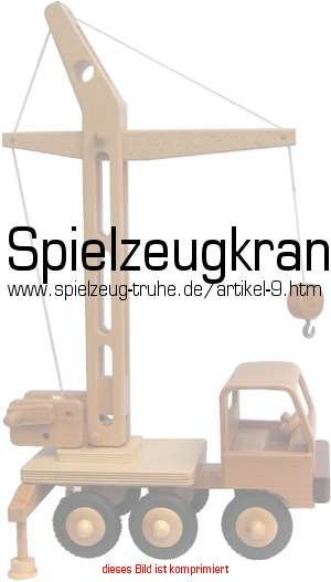 spielzeugkran in spielzeugautos bagger kran. Black Bedroom Furniture Sets. Home Design Ideas