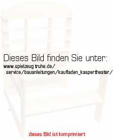 service bauanleitungen kaufladen kaspertheater. Black Bedroom Furniture Sets. Home Design Ideas