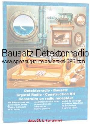 Bild vom artikel bausatz detektorradio