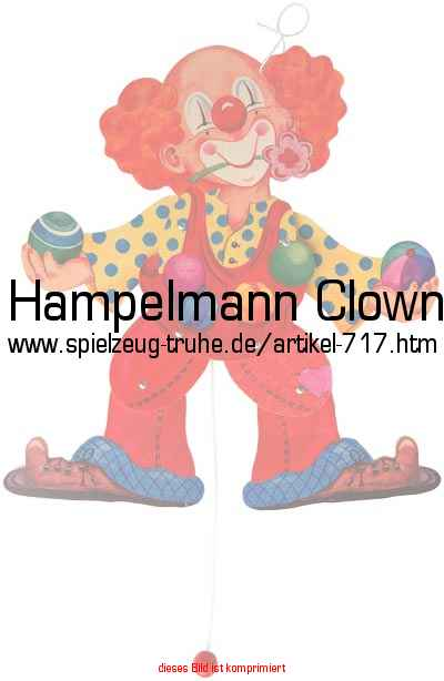 hampelmann clown in klettermax hampelmann. Black Bedroom Furniture Sets. Home Design Ideas