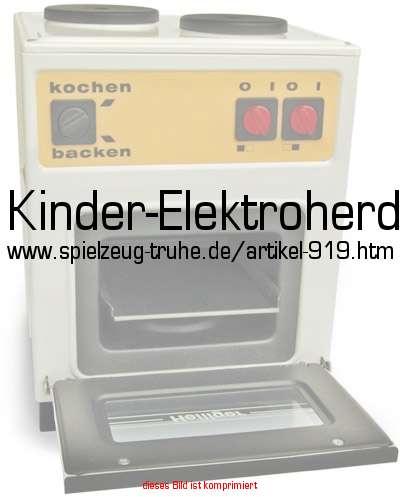 kinderküche elektrisch