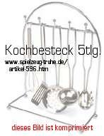 kochbesteck 5tlg in kinderk che kochen und backen. Black Bedroom Furniture Sets. Home Design Ideas