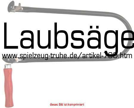 Laubsaege