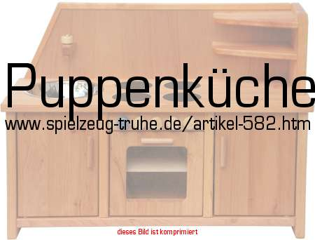 puppenk che in puppen und puppenm bel puppenm bel. Black Bedroom Furniture Sets. Home Design Ideas